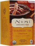 Numi Organic Tea Turmeric Tea - Amber Sun - 12 Count by Numi